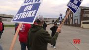 John Deere workers begin strike (Video)