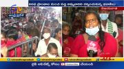 Bhavani Mala Devotees Visited Durga Temple  (Video)