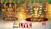 Chakra Snanam   Tirumala Brahmotsavam LIVE  (Video)