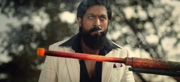 Actor Yash in a still from KGF (File Photo: Ramana M/IANS)