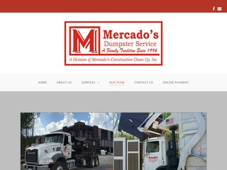 Mercados Dumpsters