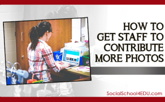 How to Get Staff to Contribute More Photos Blog