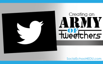 Creating an Army of Tweetchers!