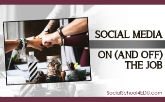 Social Media On (and Off) the Job