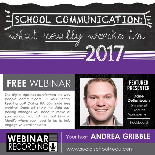 School Communication: What Really Works in 2017?