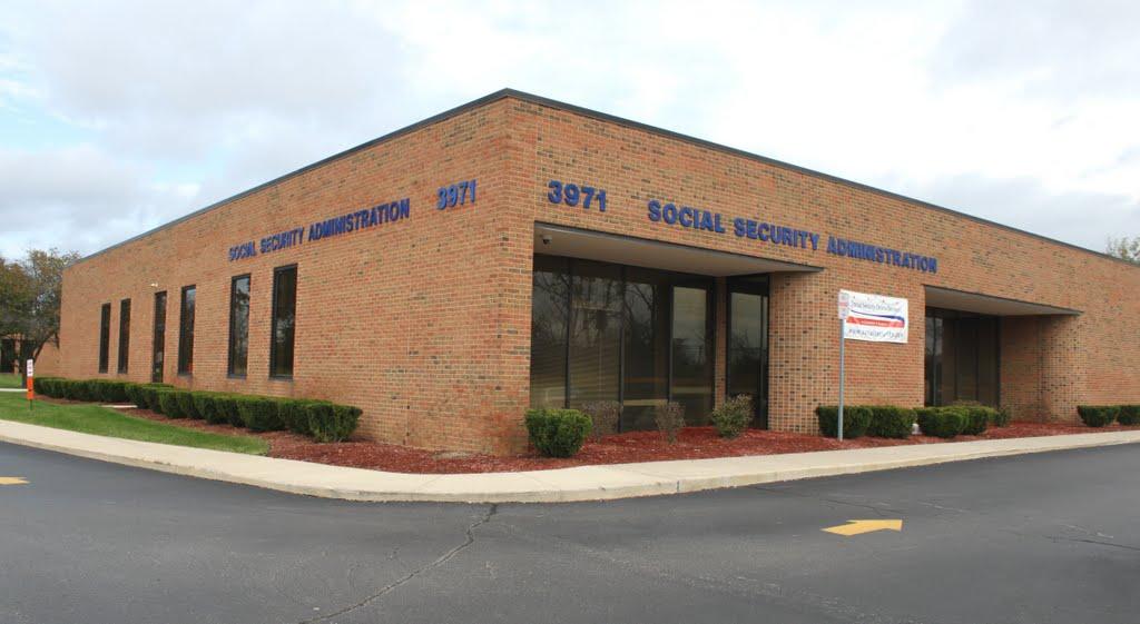 Ann Arbor Social Security Office