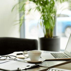 Diensten virtual assistent, online support