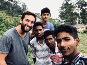 Dino Zweig on a social enterprise career break volunteering abroad