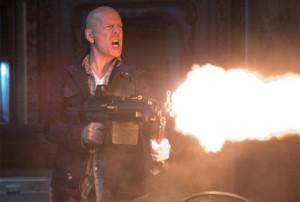 Willis as John McLane