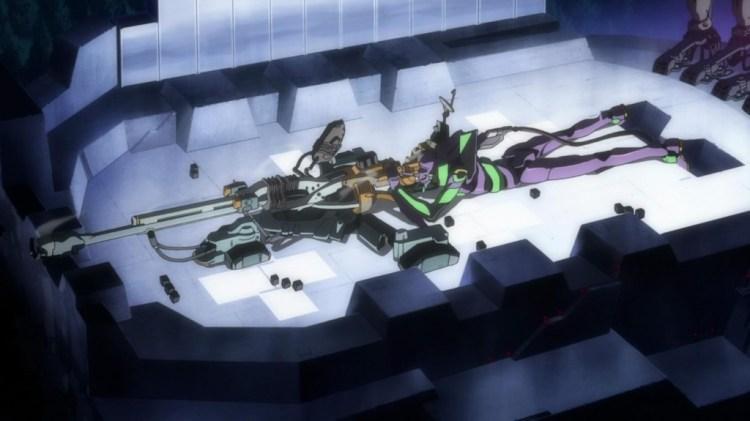 08 - The Rebuilds of Evangelion