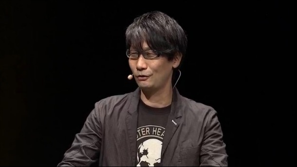 Kojima at Gamescom