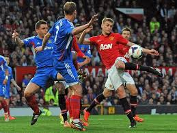 Young 18 year old James Wilson scoring two goals against Hull City
