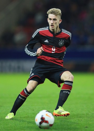 Sinan+Kurt+England+U18+v+Germany+U18+OFAiLaoWmOEl