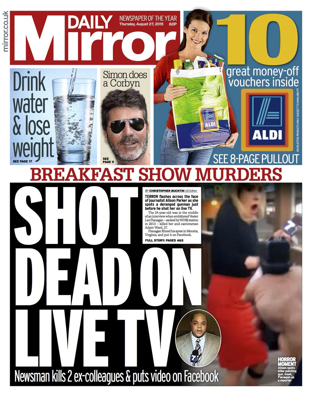 08 - Daily Mirror -- Bad