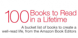 100 books to read before you die (and a few more)