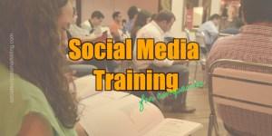 social media training for companies