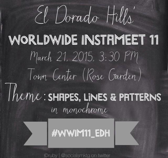 Worldwide Instameet | El Dorado Hills