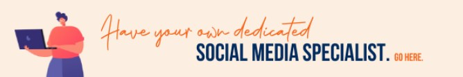 dedicated social media specialist