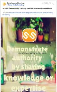 Social Media Content Repurposing