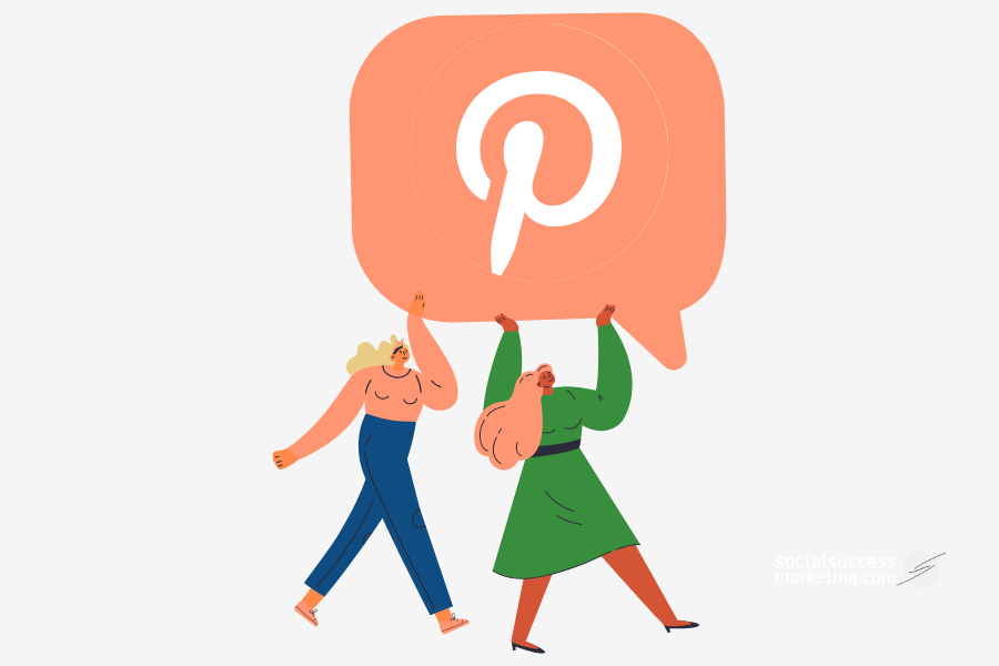 pinterest tips for companies