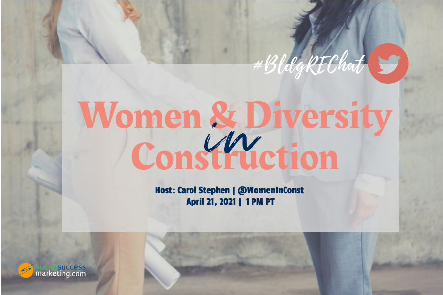 women and diversity in construction