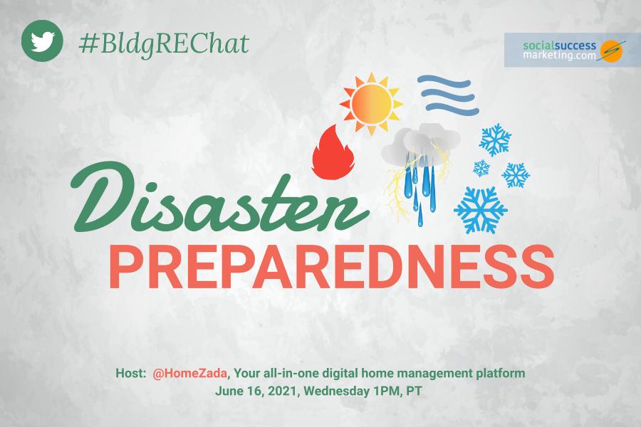 Disaster Preparedness BldgREChat