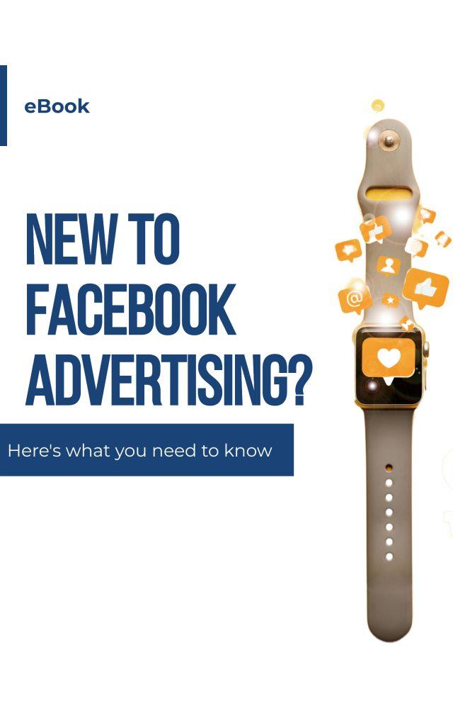 new to facebook advertising eBook