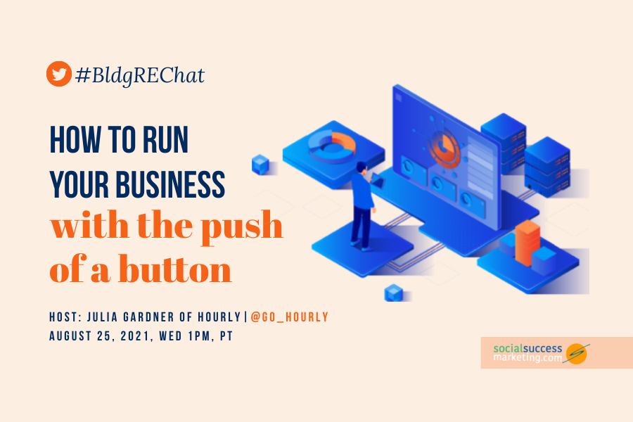 how to run your business with the push of a button