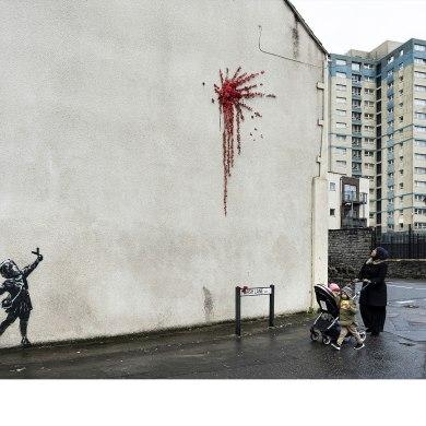 Banksy uccide cupido