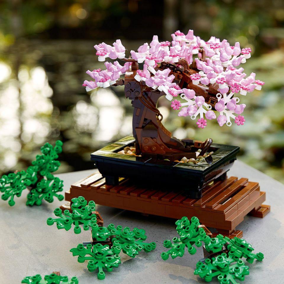 Bonsai Lego Botanical Collection