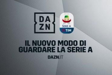 Dazn e Serie A insieme