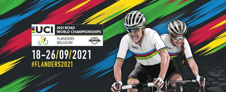 Mondiali di ciclismo 2021