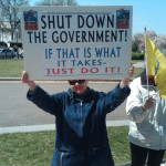 Tea Party Dominance Causes Government Shutdown