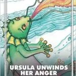 Ursula Unwinds Her Anger: A Mindfulness Book for Children