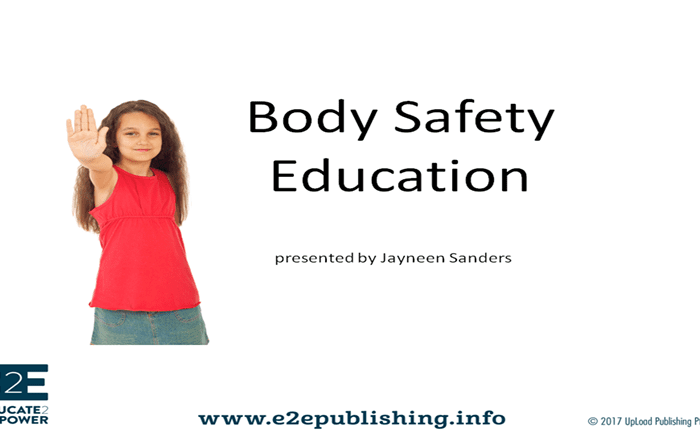 Body Safety Education: Intervention Strategy for Child Sexual Abuse