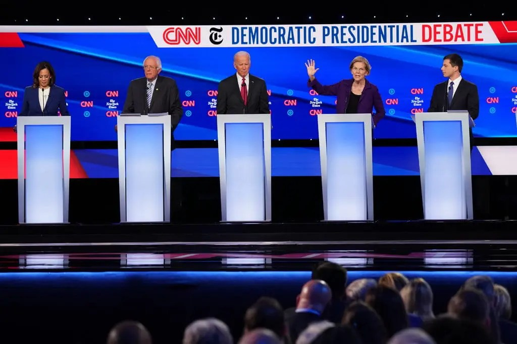 What the Media Left Out About the Last Democratic Debate
