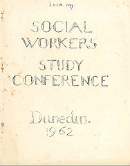 Social Workers Study Conference 1962