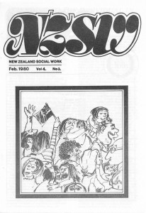 Feb 1980 cover of the NZSW