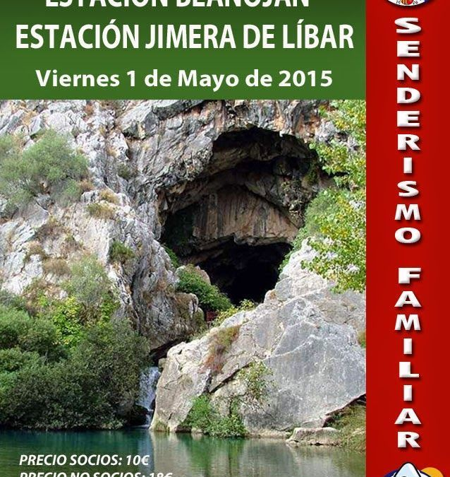 Ronda-Estación de Benaoján-Jimera de Libar. Viernes 1 de mayo 2015