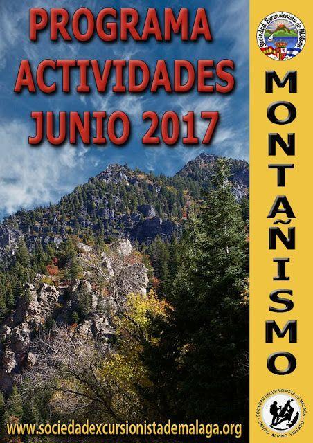 Actividades montañames de junio