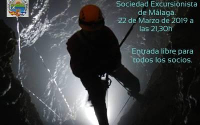 Exploraciones y descubrimientos Sierra de las Nieves