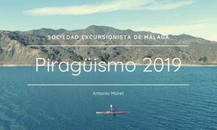 Piragüismo 2018/2019