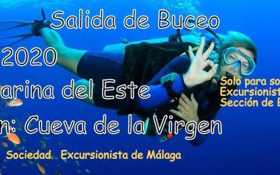 [ANULADA] Inmersión en Marinan del Este – Cueva de la Virgen