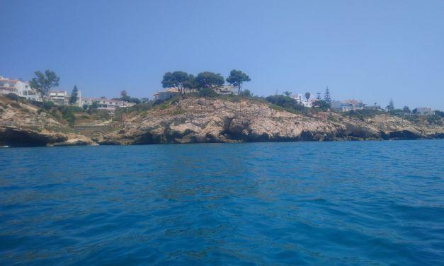 [Crónica] Travesía en Kayak: Playa Pedregalejo – Delta del río Vélez