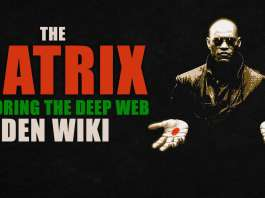 the matrix Exploring the Deep Web Hidden Wiki