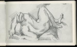 C0494 Le Dieu fleuve, d'après Delacroix 78-81 CII 04R