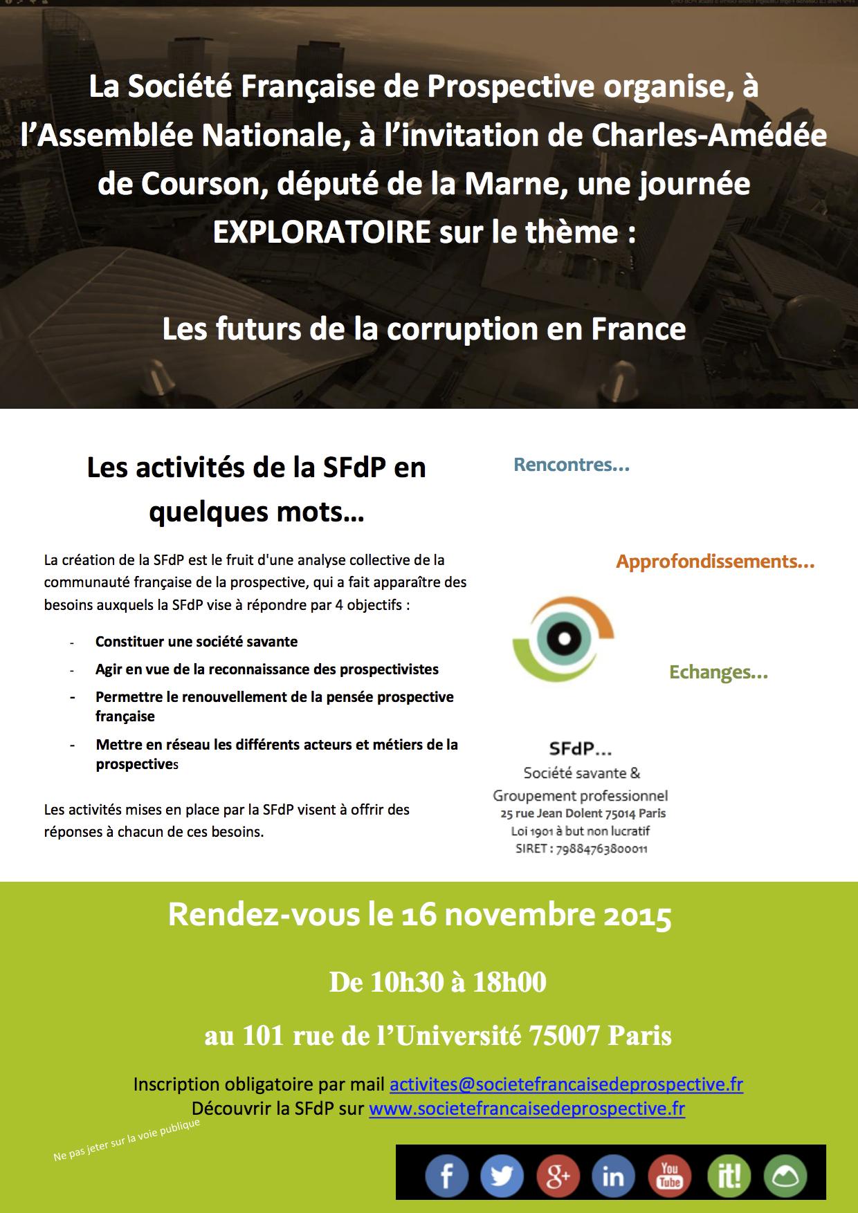 Flyer SFP_ J exploratoire_corruption