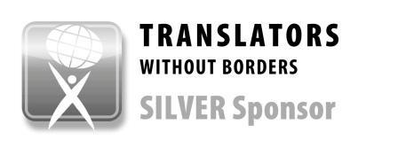 L'agence de traduction CG Traduction & Interprétation soutient Traducteurs sans frontières