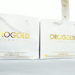 SWAG Bags from Orogold Cosmetics