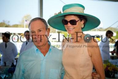 Mayor Michael Bloomberg, Diana Taylor